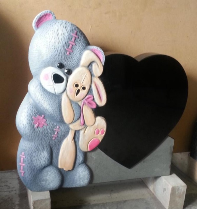 Me To You Bear Holding Rabbit Childrens Memorial