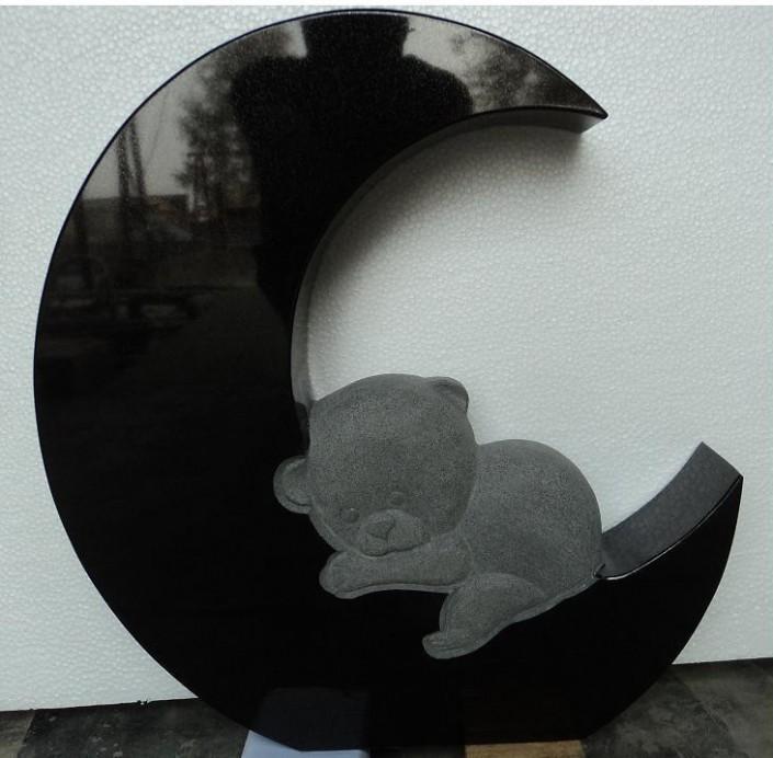 Moon Teddy Childrens Memorial