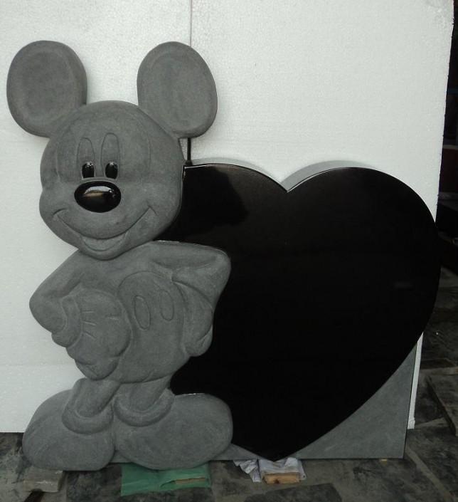 Winnie The Pooh Childrens Granite Memorial