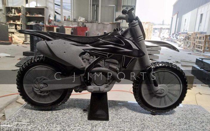 Granite Motorbike