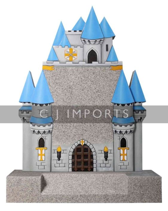 Boy Castle Memorial Headstone
